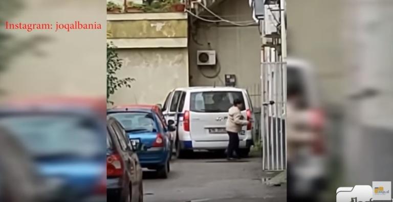 Αστυνομικός διοικητής κλέβει την ανθρωπιστική βοήθεια για τους σεισμόπληκτους στην Αλβανία
