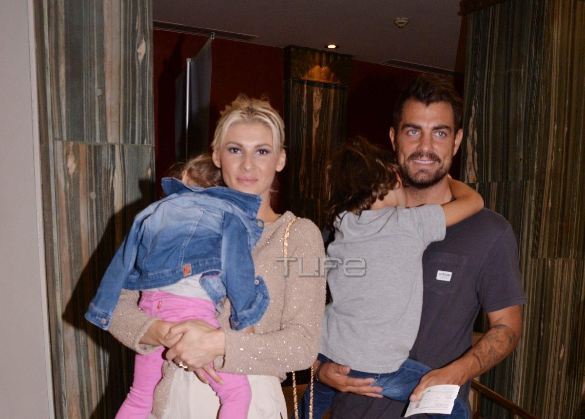 Οι celebrities της ελληνικής showbiz στο θέατρο με τα παιδιά τους! [pics] | tlife.gr