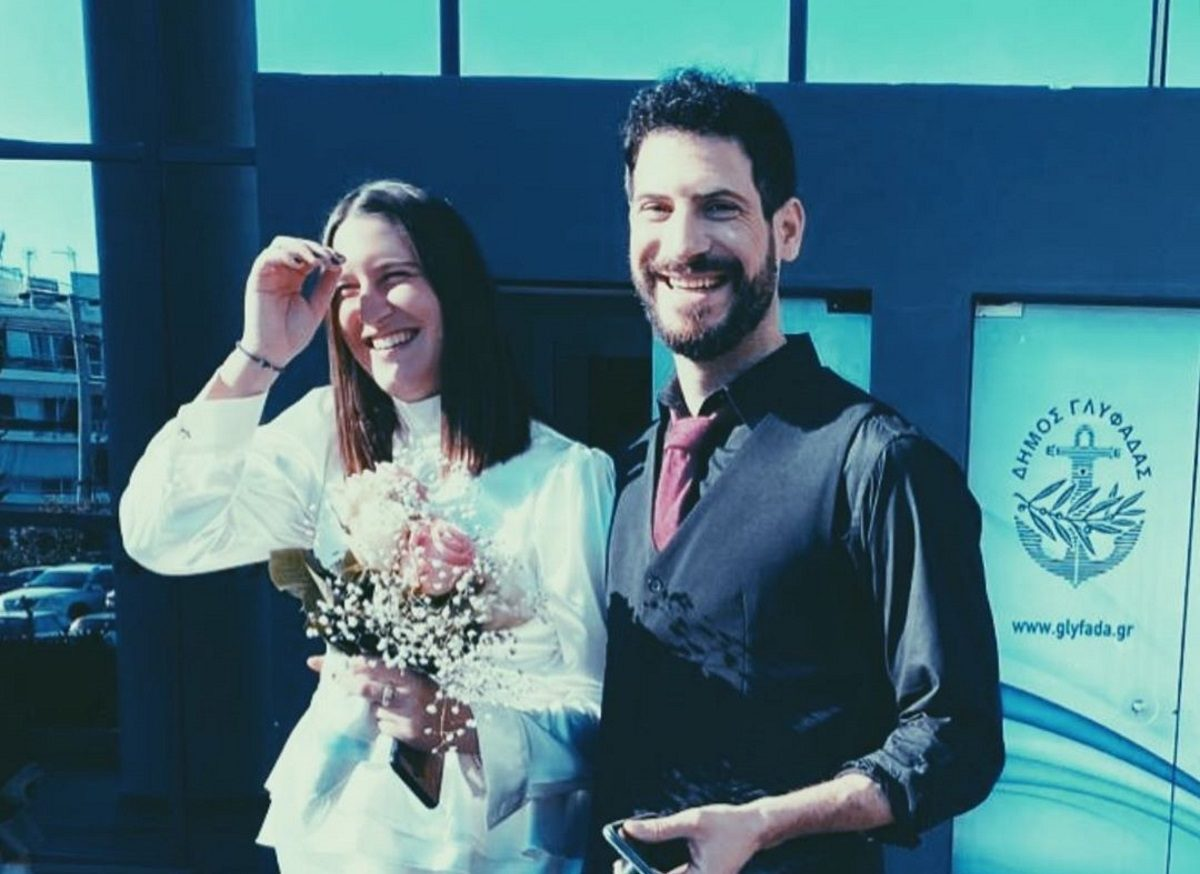 Θανάσης Πατριαρχέας – Βίβιαν Δράκου: Οι πρώτες φωτογραφίες από τον γάμο τους!   tlife.gr