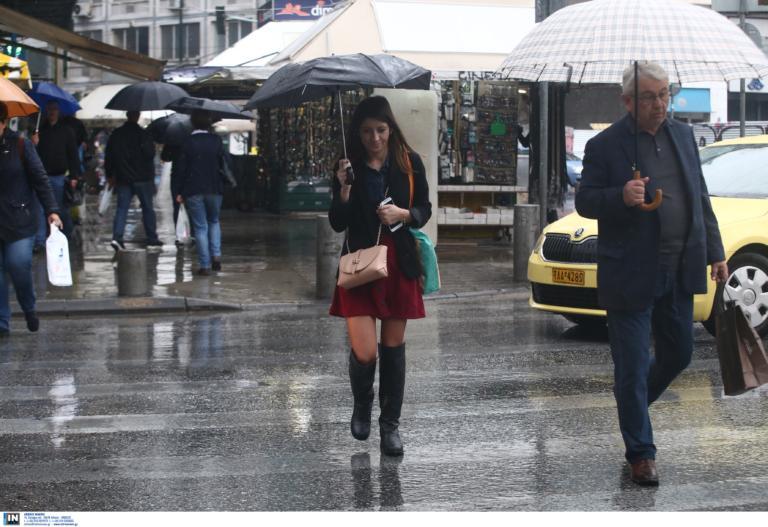 Καιρός αύριο: Έρχεται χειμώνας με βροχές και πτώση της θερμοκρασίας!   tlife.gr