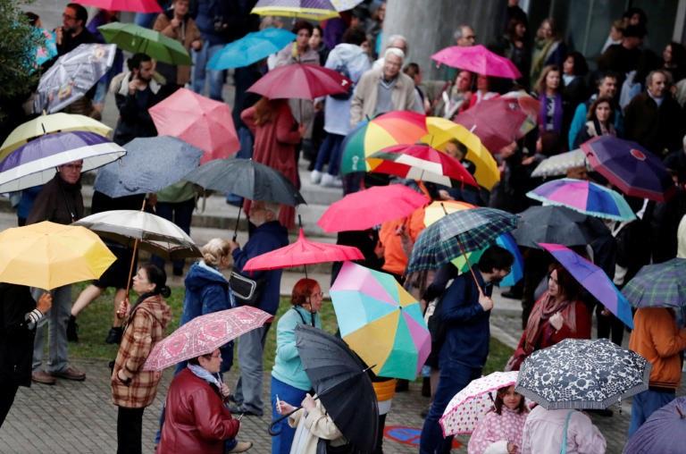 Καιρός: Νέο έκτακτο δελτίο από την ΕΜΥ! Βροχές και καταιγίδες από τα μεσάνυχτα | tlife.gr