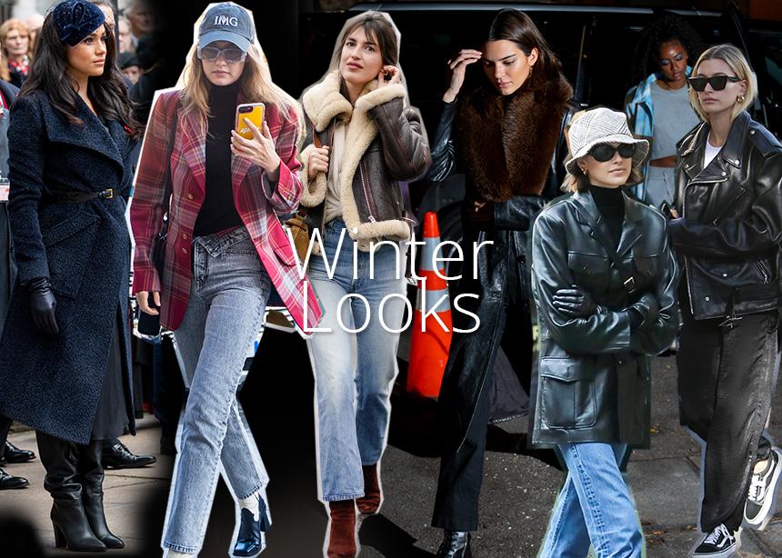 Winter style:Τα it girls σου δίνουν styling tips για να παραμείνεις στιλάτη στο κρύο! | tlife.gr