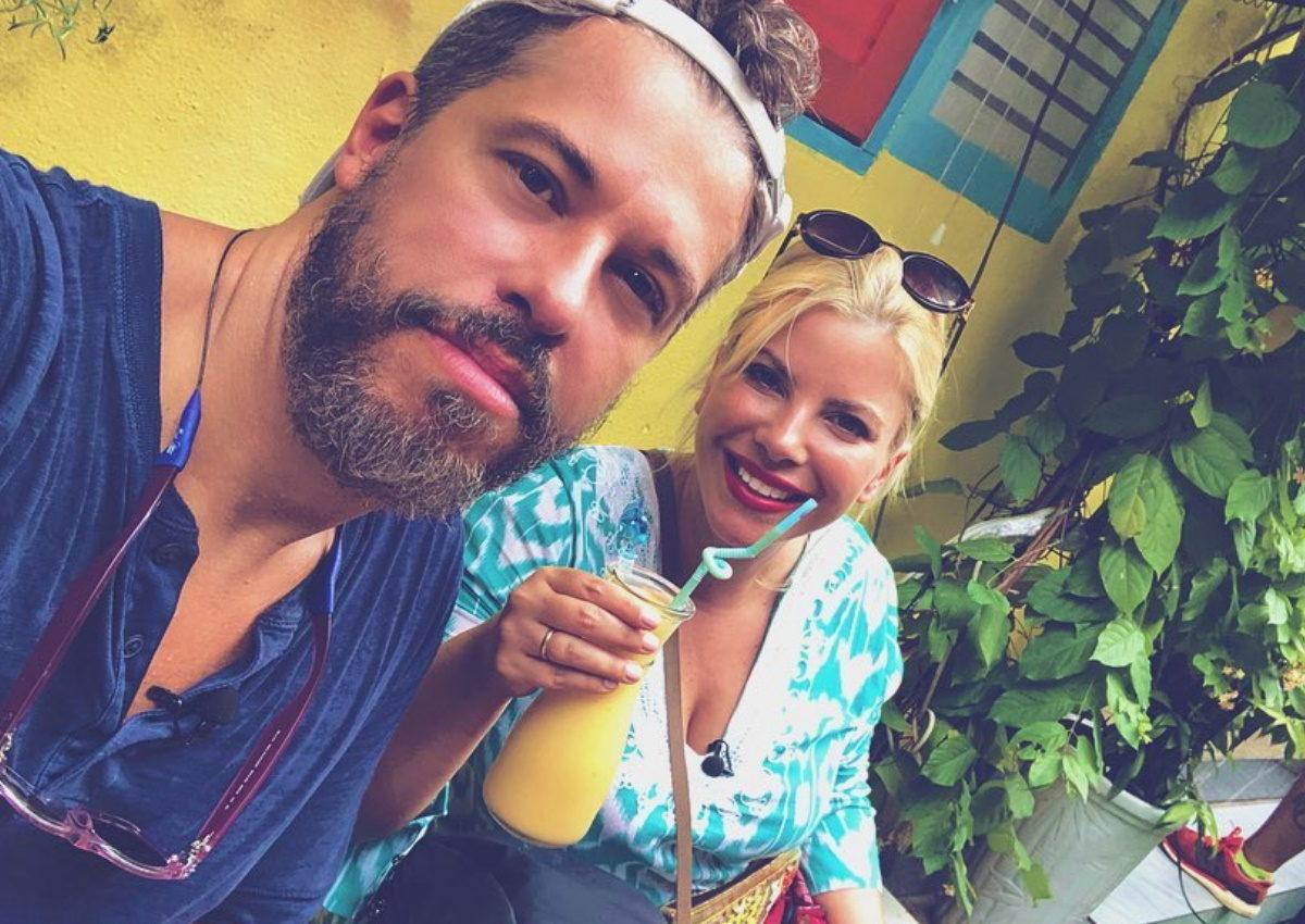Αντελίνα Βαρθακούρη: Απαντά για τους «στημένους καβγάδες» με τον σύζυγό της στο Globetrotters! | tlife.gr