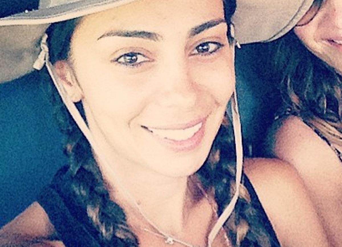 Ολυμπία Χοψονίδου: Έτσι περνά τα απογεύματα μαζί με τις δύο κόρες της!