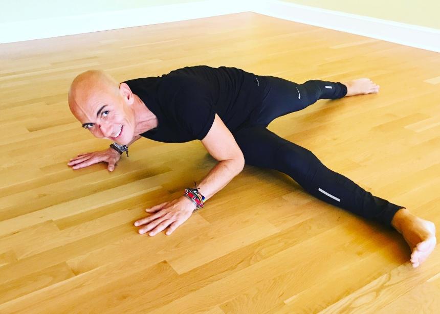 Ένα πρωτοποριακό Yoga Dance & Movement Workshop σε περιμένει αυτή την Παρασκευή στο Kodo Stage