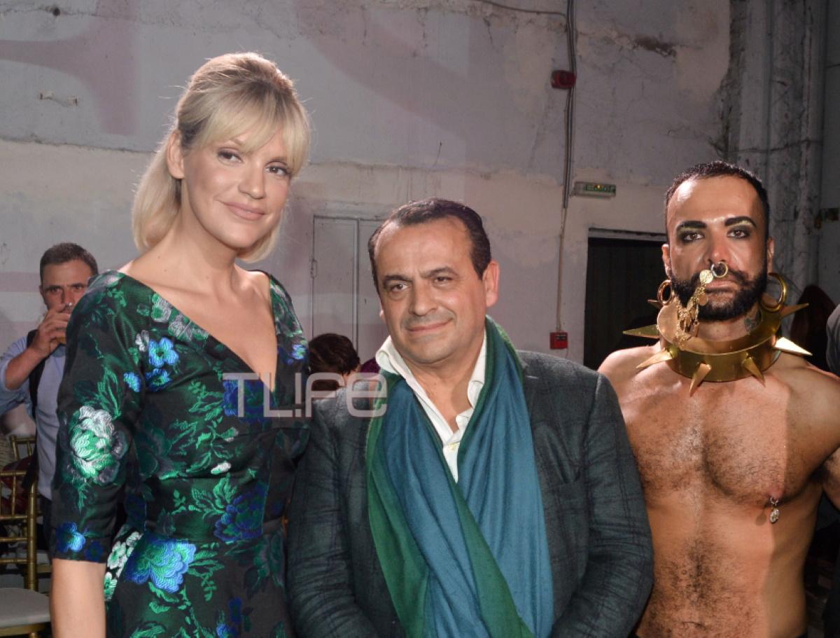 Βασίλης Ζούλιας: Το φαντασμαγορικό και ανατρεπτικό fashion show του! Φωτογραφίες
