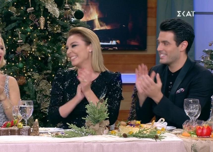 Τι φοράει η Τατιάνα (22/12) | tlife.gr