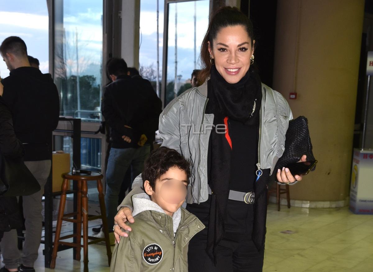 """Οι celebrities στην πρεμιέρα της παράστασης """"ANNIE"""" μαζί με τα παιδιά τους [pics]"""