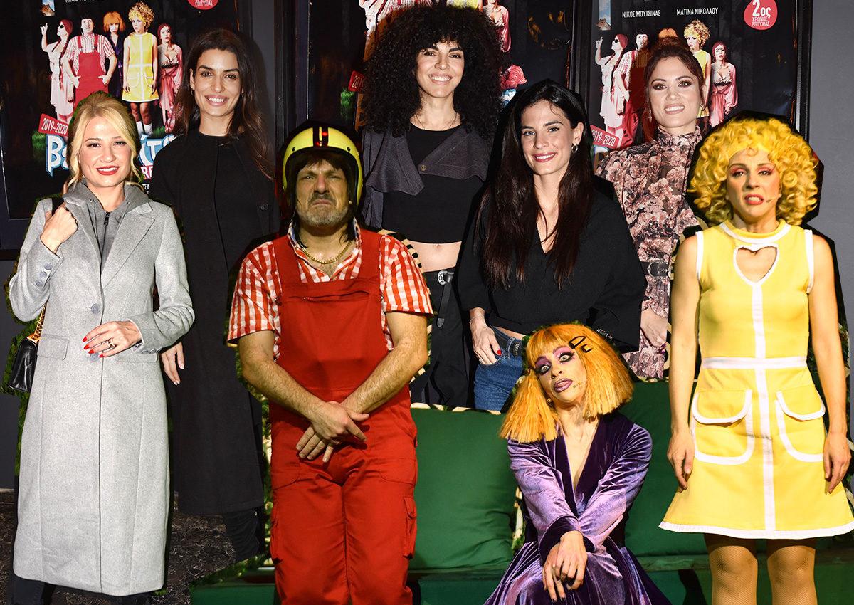 Οι celebrities απόλαυσαν την «Βερβερίτσα» του Νίκου Μουτσινά! Φωτογραφίες   tlife.gr