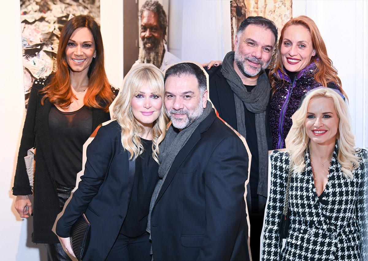 Γρηγόρης Αρναούτογλου: Παρουσίασε την πρώτη του φωτογραφική συλλογή με διάσημους φίλους στο πλευρό του! [pics]   tlife.gr