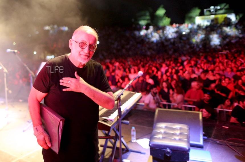Θάνος Μικρούτσικος: Η μεγάλη συναυλία προς τιμήν του που δεν θα γίνει ποτέ