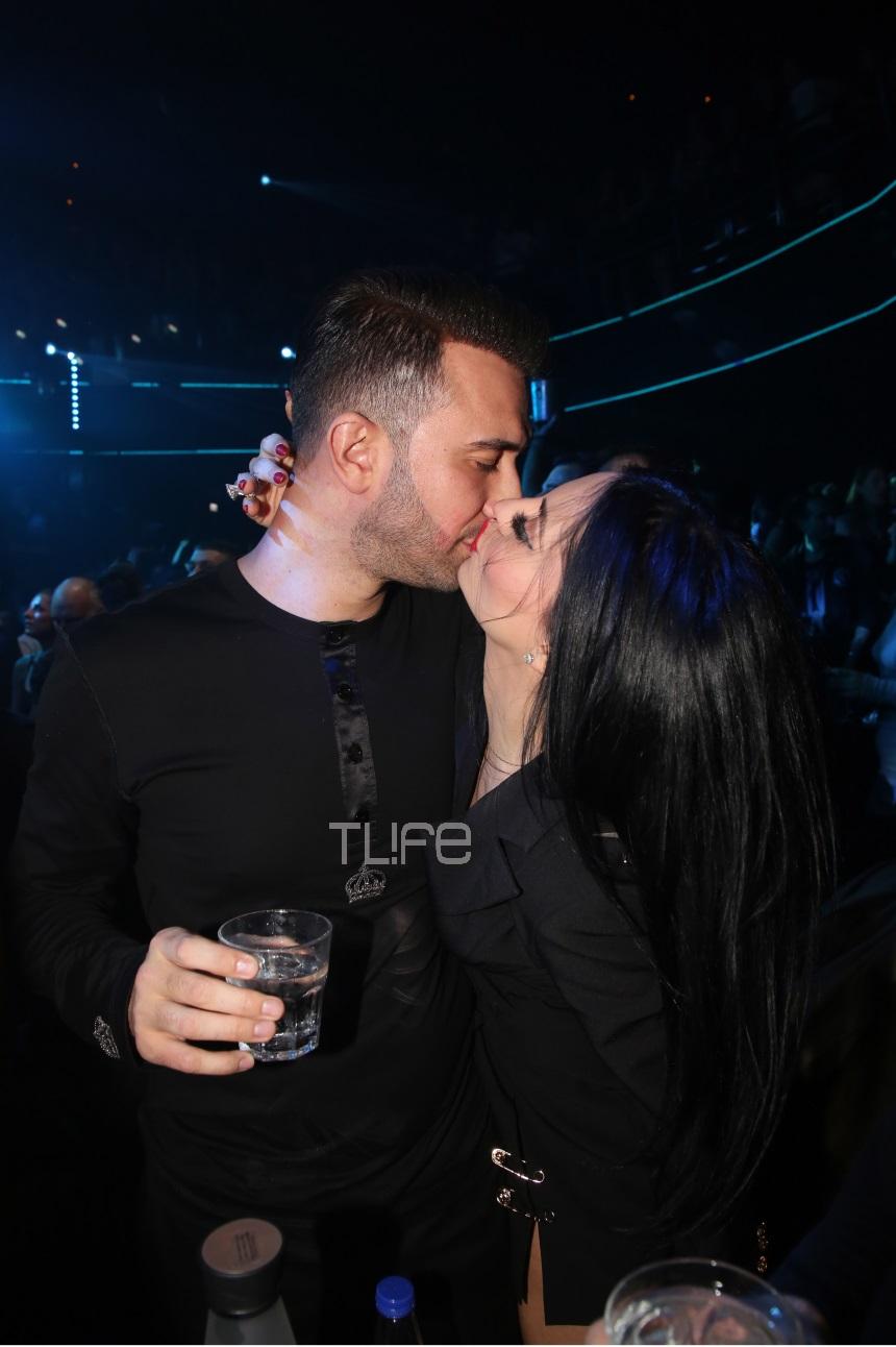 Δήμητρα Αλεξανδράκη - Δημήτρης Μηλιώνης: Full in love μετά την επανασύνδεσή τους! Φωτογραφίες