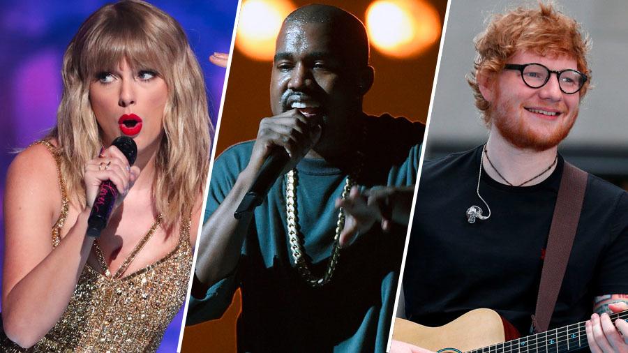 Αυτοί είναι οι μουσικοί με τα περισσότερα κέρδη τη δεκαετία που πέρασε!