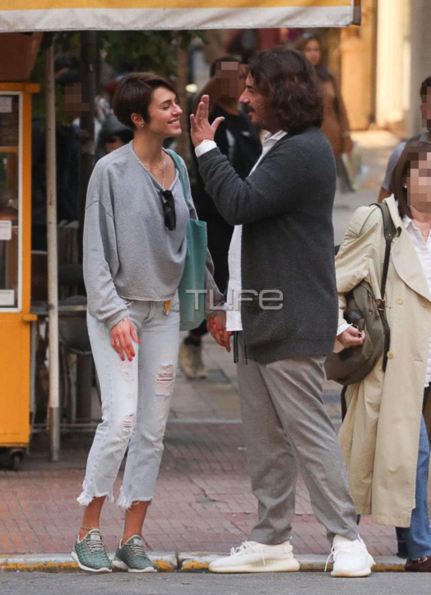 Κάτια Ταραμπάνκο: Χέρι-χέρι με τον σύντροφό της στο κέντρο της Αθήνας, λίγο πριν τον τελικό του GNTM! [pics]