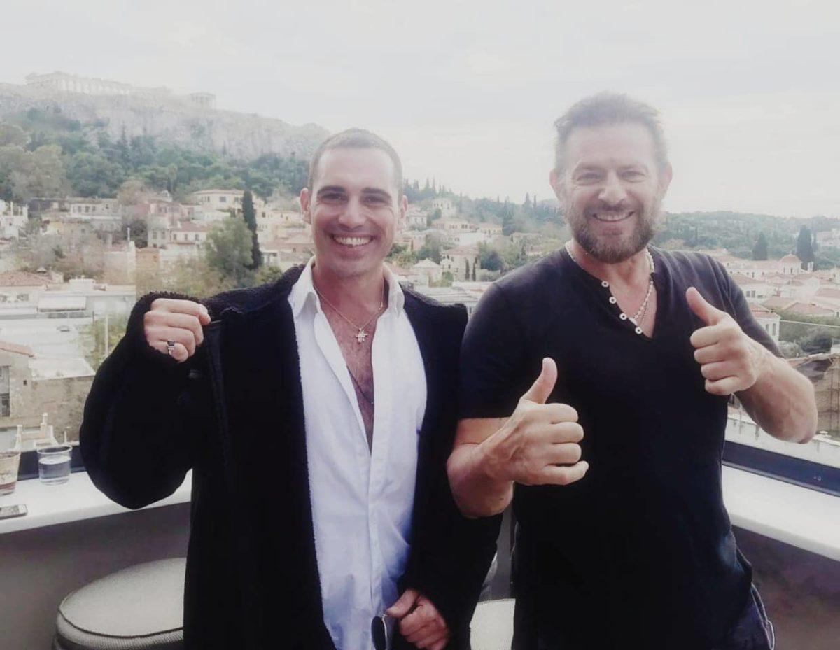 Άνθιμος Ανανιάδης: Στην ταινία του «Τhe Greek Job», θα πρωταγωνιστεί ηθοποιός του Hollywood! | tlife.gr