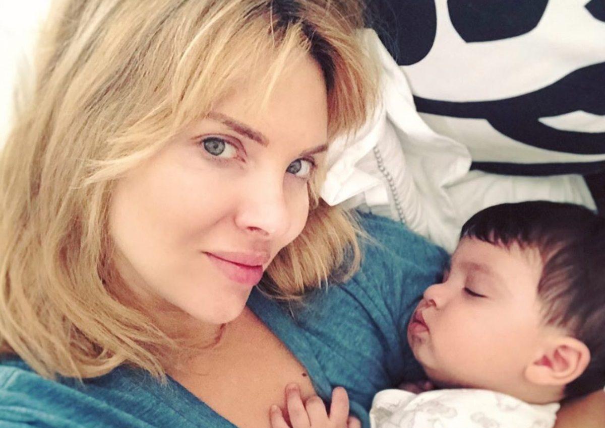 Χριστίνα Αλούπη: Το μήνυμα αγάπης για τον 11 μηνών γιο της! | tlife.gr