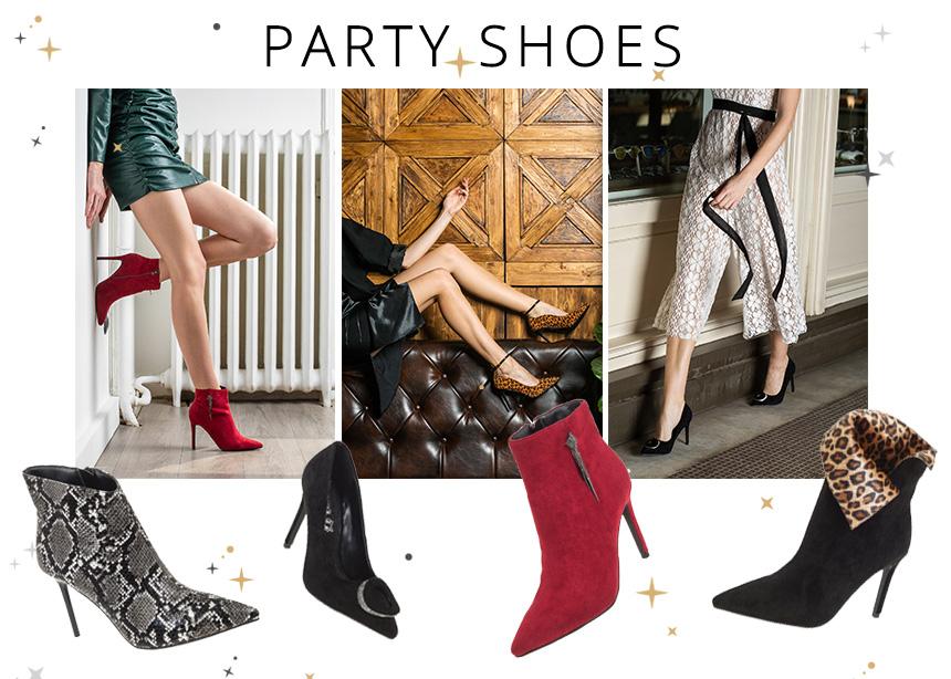 Αυτές είναι οι 3 μεγαλύτερες τάσεις στα party shoes φέτος, και θα τις βρεις στην Adam's Shoes!