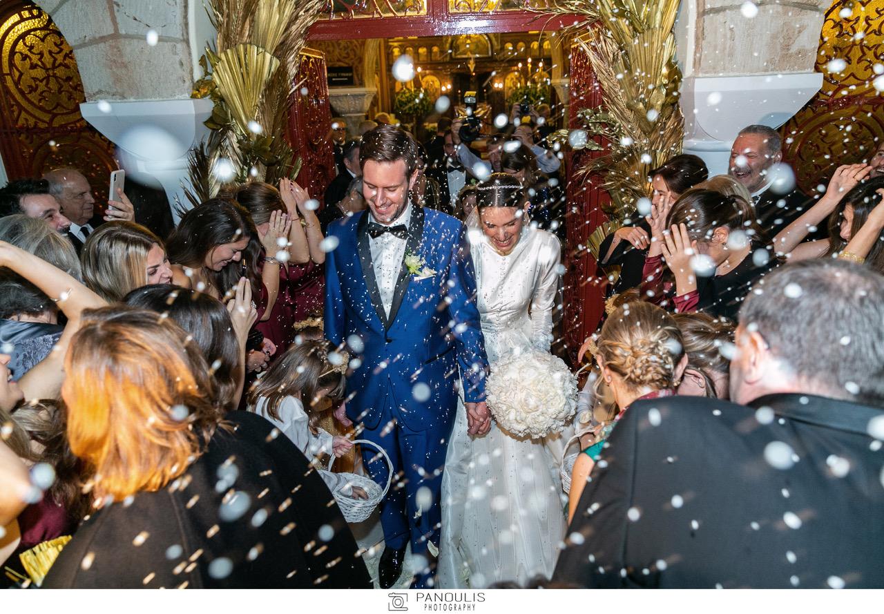 Αναστασία Καίσαρη: Το άλμπουμ του γάμου και της γαμήλιας δεξίωσης με τους λαμπερούς καλεσμένους!