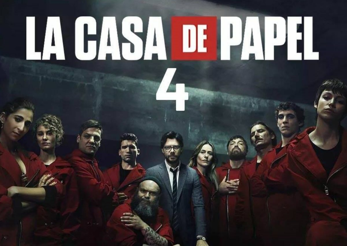La Casa de Papel: Έρχεται ο 4ος κύκλος και προμηνύει χάος! [video]   tlife.gr