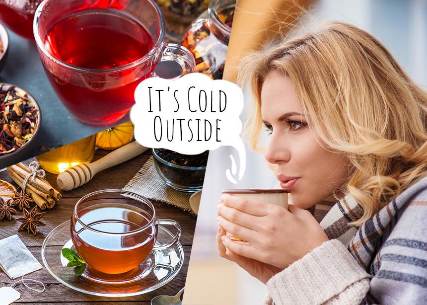 5 ζεστά ροφήματα που θα σου χαρίσουν άφθονη ενέργεια!