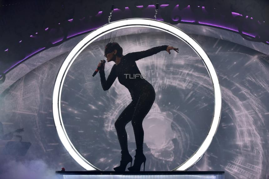 Δέσποινα Βανδή: Μας δείχνει το εντυπωσιακό καμαρίνι της! [pic]   tlife.gr