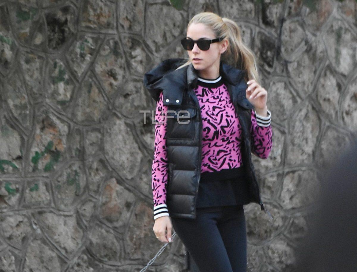Δούκισσα Νομικού: Επέστρεψε στις άψογες αναλογίες της! Οι βόλτες στην Κηφισιά με τον Δημήτρη Θεοδωρίδη [pics] | tlife.gr