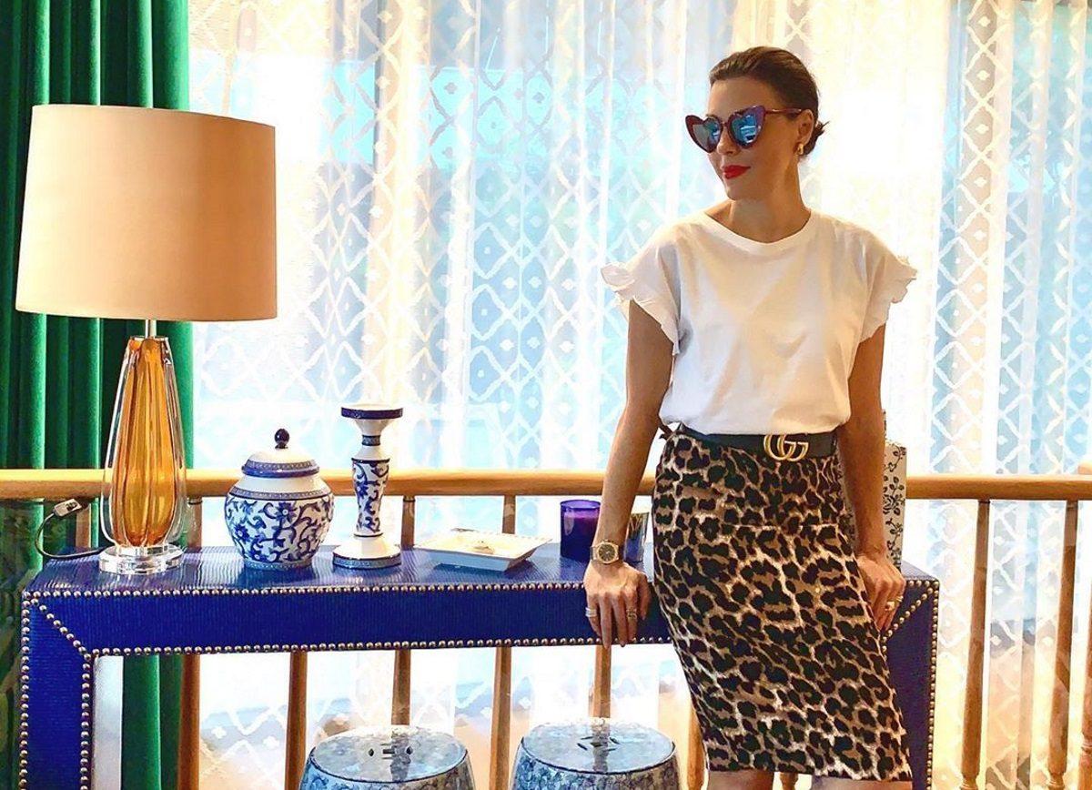 Σίσσυ Φειδά: Μας δείχνει την αγαπημένη γωνία του σπιτιού της! | tlife.gr