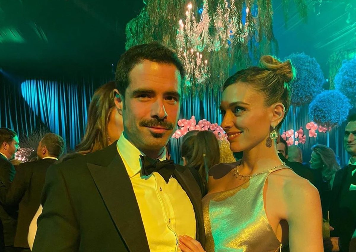 Μαριάννα Γουλανδρη – Φίλιππος Λαιμός: Μαζί στο γαμήλιο πάρτι της κόρης του Καίσαρη! | tlife.gr