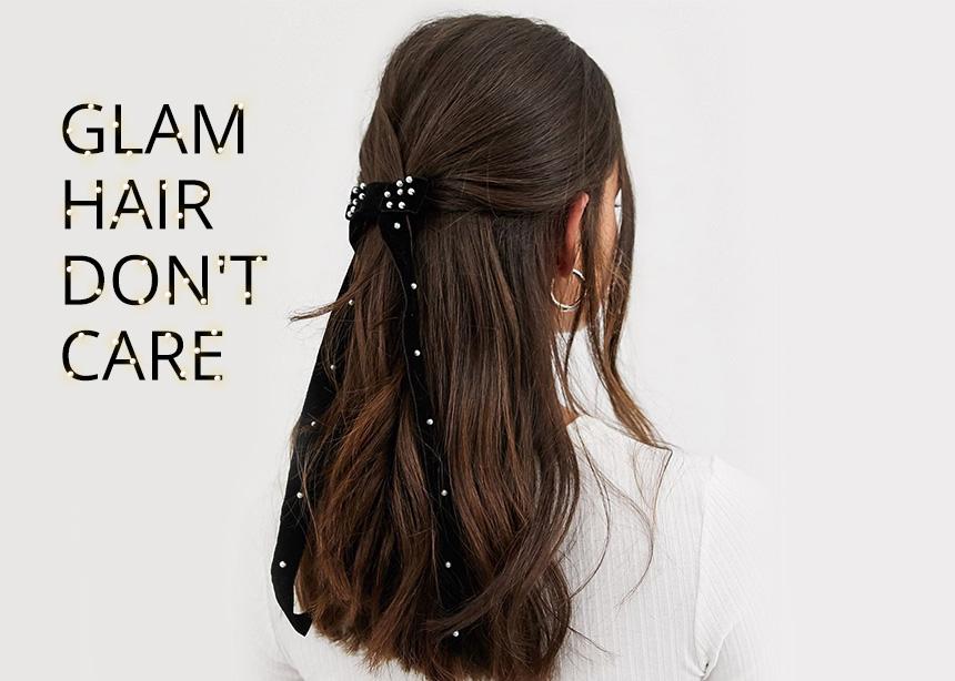 8 τρόποι να φορέσεις hair accessories αυτές τις γιορτές!