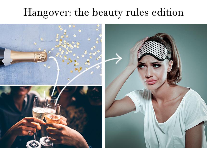 Οι beauty κανόνες για να αντιμετωπίσεις το hangover! | tlife.gr