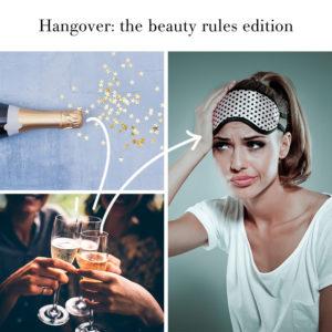 Οι beauty κανόνες για να αντιμετωπίσεις το hangover!