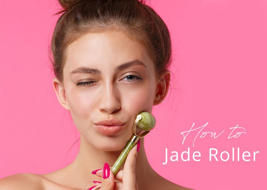 Jade roller: το gadget που θα σώσει το πρόσωπό σου από τα ξενύχτια των γιορτών!