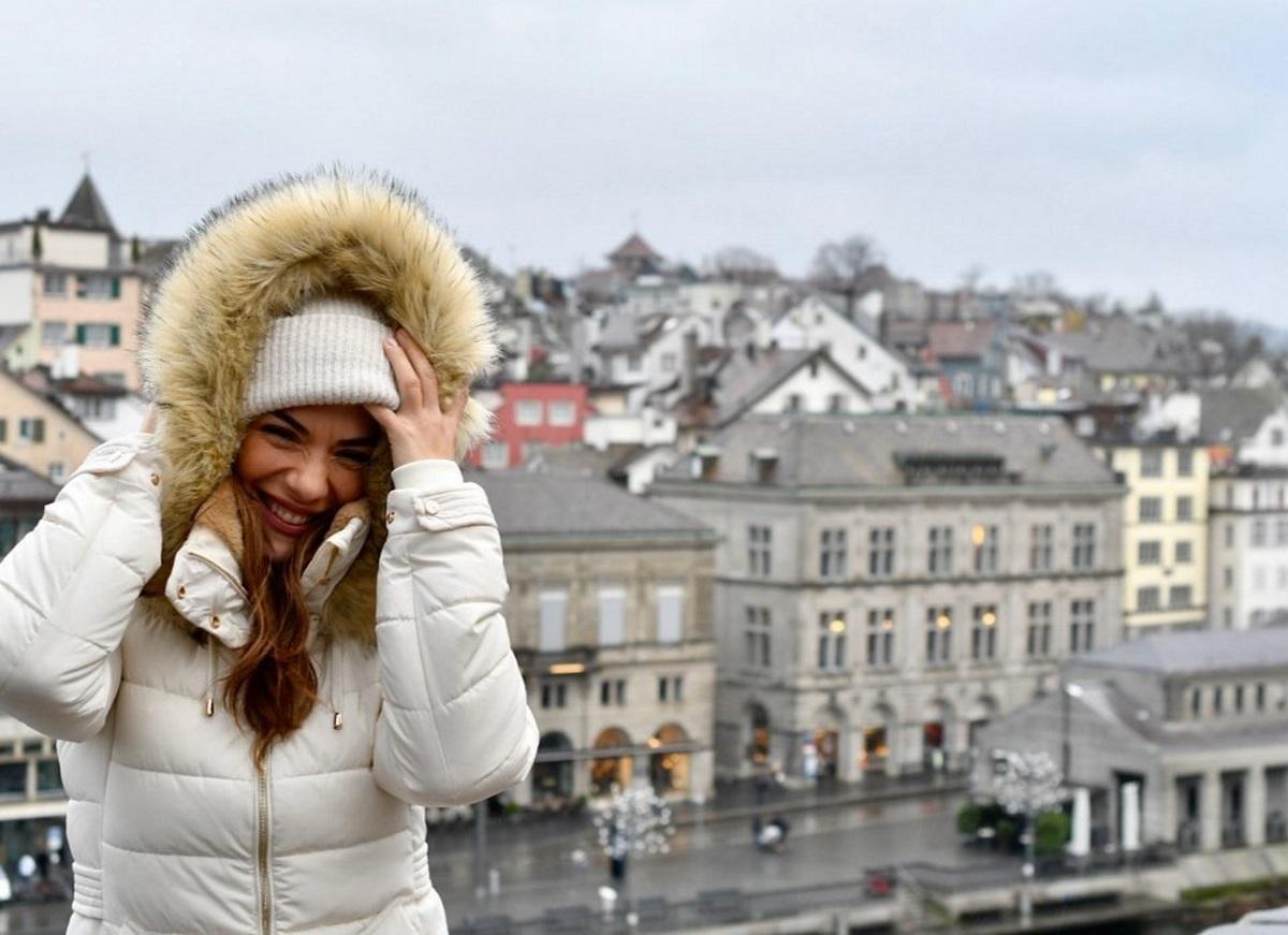 Βάσω Λασκαράκη: Από την Ζυρίχη στην… χιονισμένη Αυστρία με τον άντρα της ζωής της! [pics,vid]