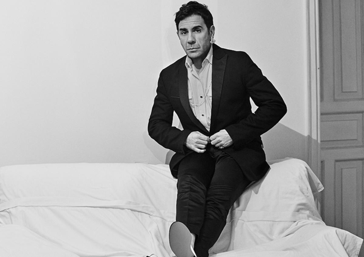 Γιώργος Μαζωνάκης: Ο πρώτος άνδρας στο εξώφυλλό του Playboy μετά από 25 χρόνια!