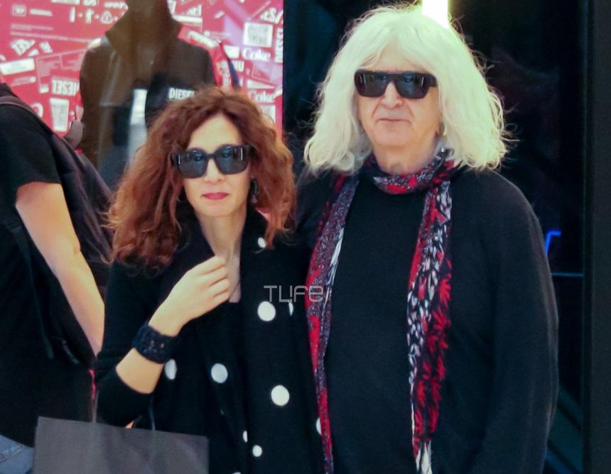 Νίκος Καρβέλας: 'Ακουσε το τραγούδι που έγραψε για την αγαπημένη του Έλενα Φερεντίνου! ΒΙΝΤΕΟ