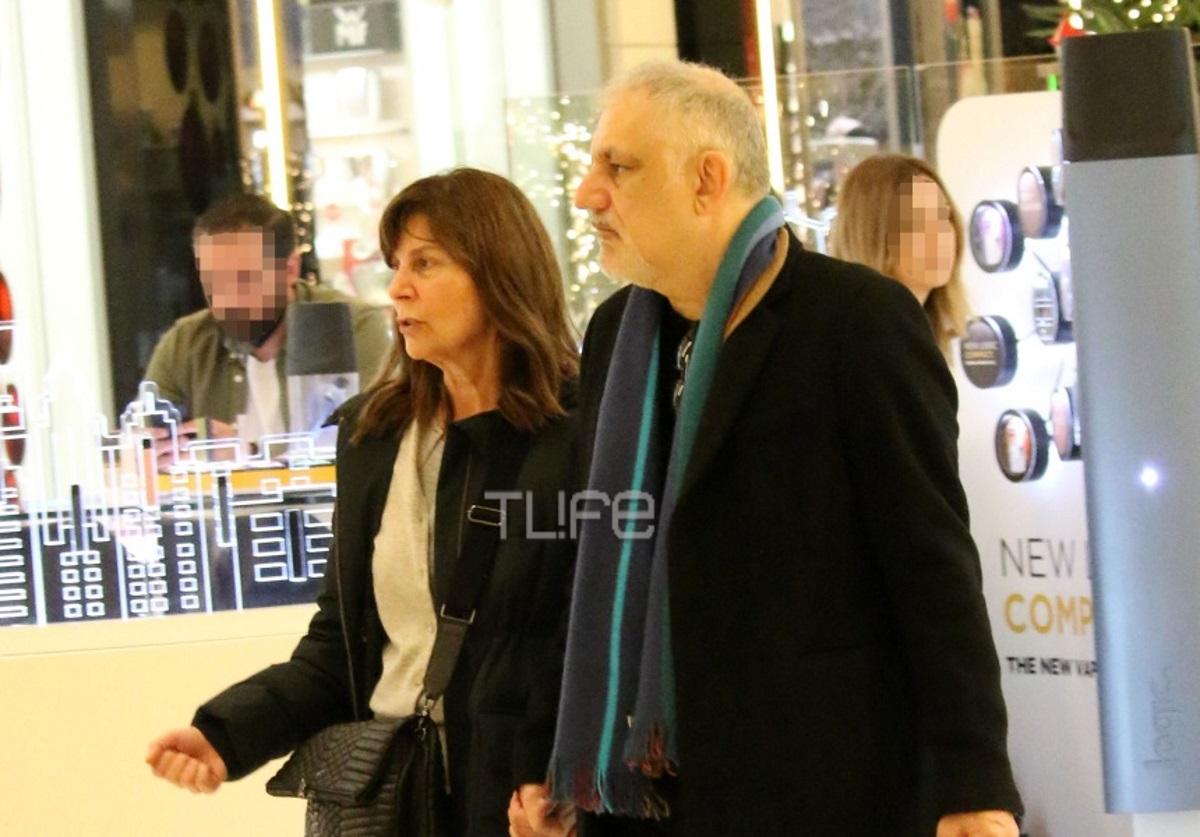 Νίκος Πορτοκάλογλου: Σπάνια εμφάνιση με τη σύζυγό του! Φωτογραφίες