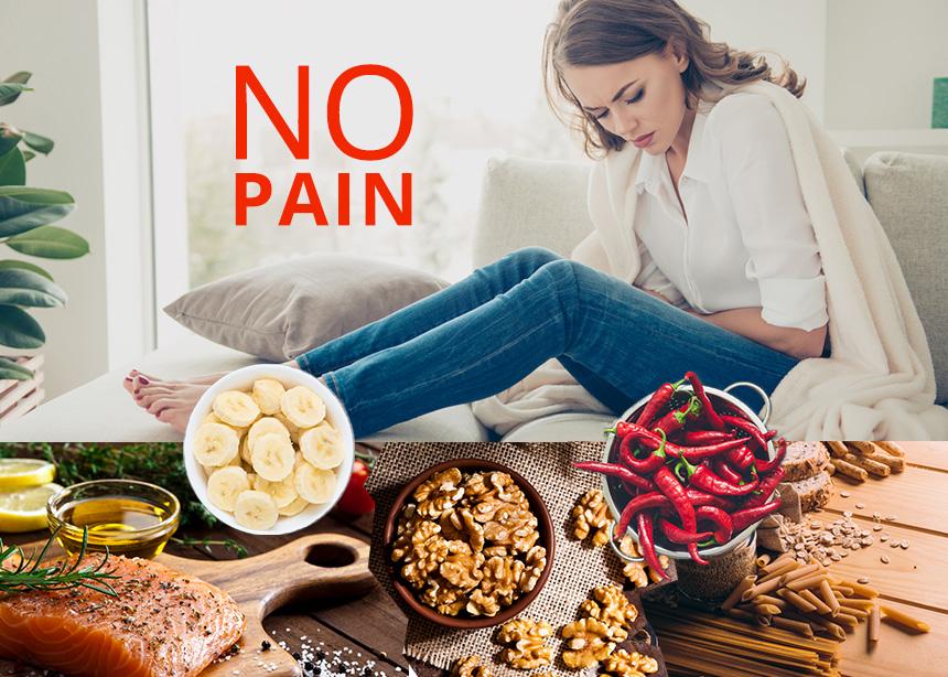 Πόνοι περιόδου; Τα διατροφικά tips και οι τροφές που θα σε ανακουφίσουν!   tlife.gr
