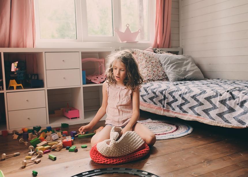 Θες να τακτοποιεί μόνο του το δωμάτιο του; Με αυτά τα tips θα τα καταφέρεις! | tlife.gr