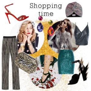 Λαμπερά ρούχα, αξεσουάρ και παπούτσια για τα party look σου!