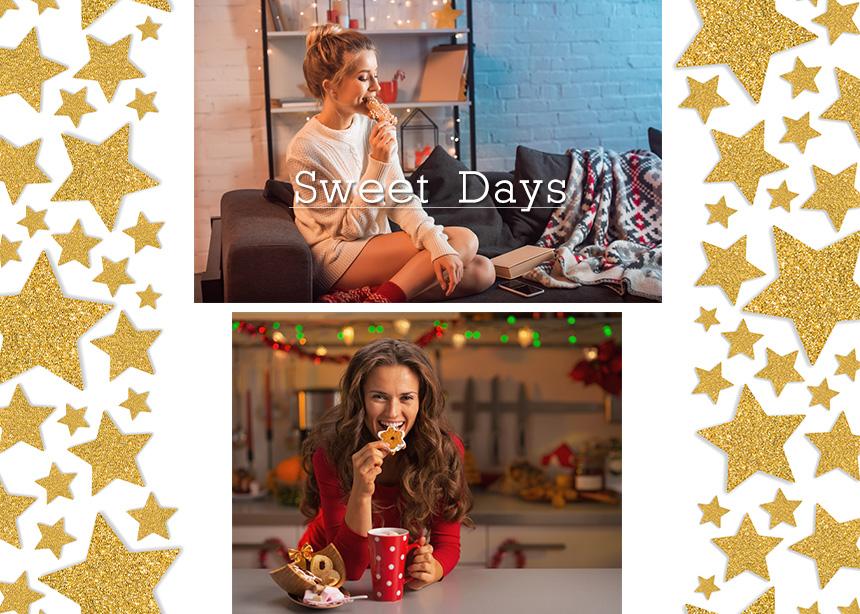 Πώς θα φας γλυκά στις γιορτές, χωρίς να παχύνεις;