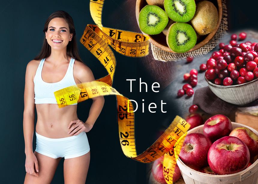 Δίαιτα: Χάσε εύκολα κιλά με φρούτα και λαχανικά εποχής!