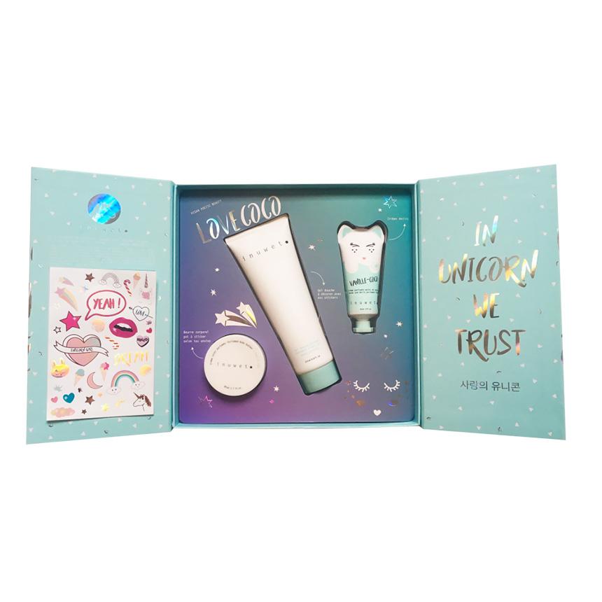 Κουτί δώρου με άρωμα καρύδας, Inuwet | tlife.gr