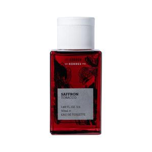 Saffron Tobacco Eau de Toilette