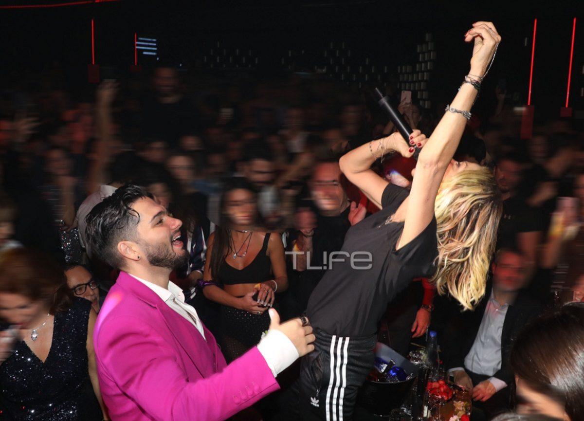 Άννα Βίσση: Τα «έσπασε» στον Χρήστο Μάστορα – Το παθιασμένο φιλί on stage [pics]   tlife.gr