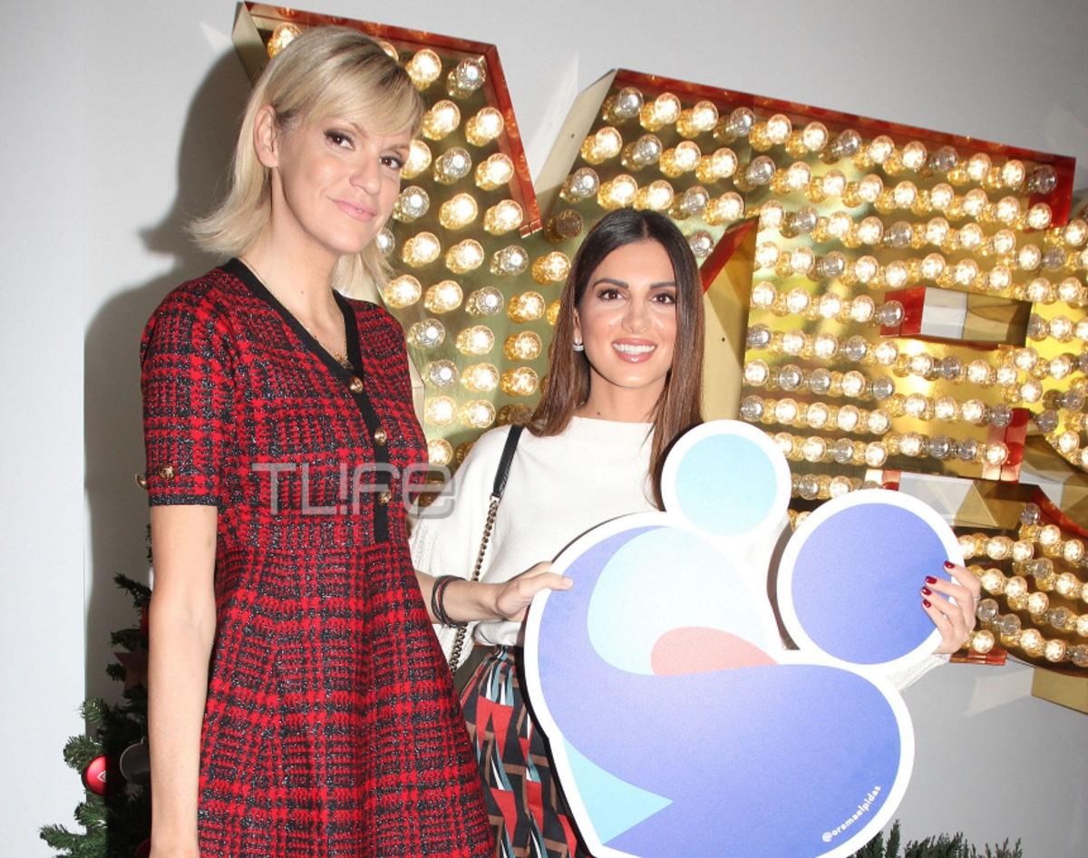 Οι celebrities στο Χριστουγεννιάτικο Bazaar της ΕΛΠΙΔΑΣ! Φωτογραφίες