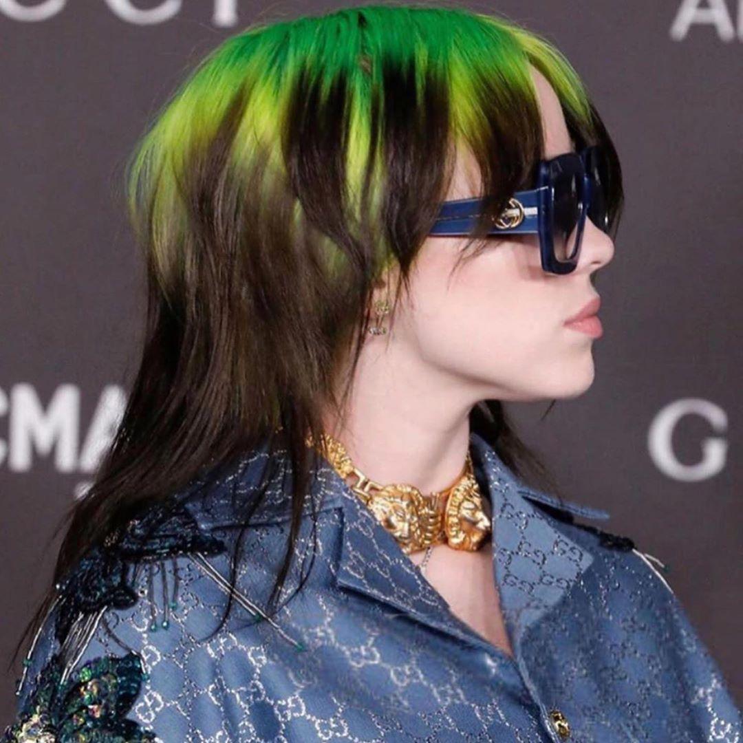 Forget the crown! Ποιο είναι το πραγματικό χρώμα μαλλιών της Billie Eilish!   tlife.gr