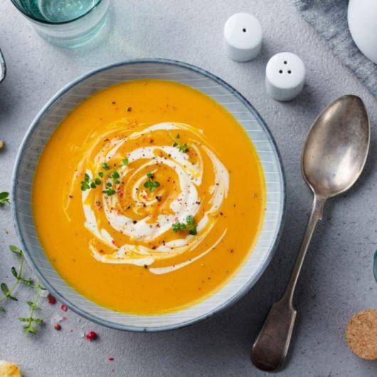Καροτόσουπα βελουτέ | tlife.gr