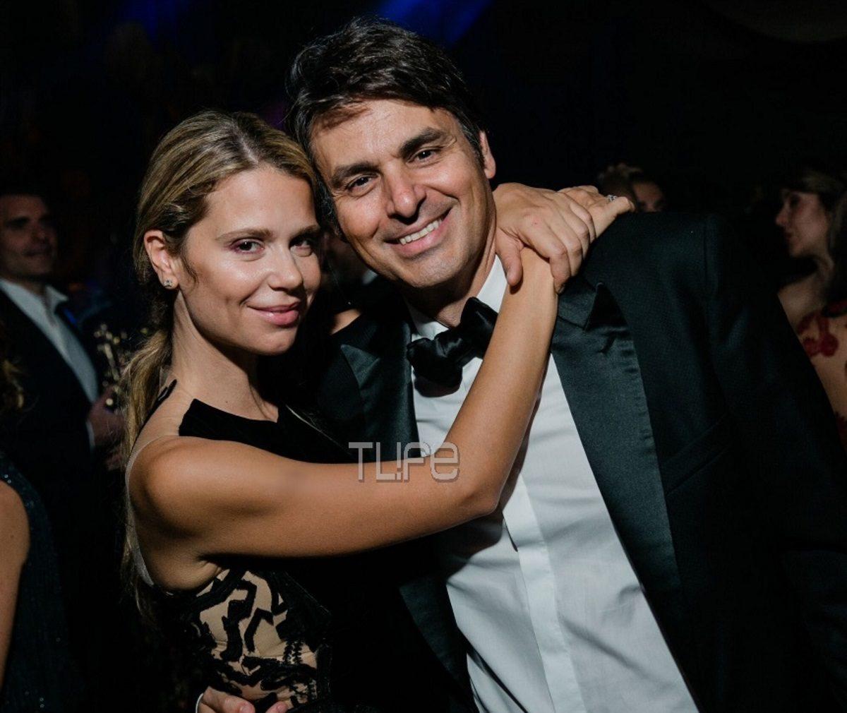 Νίκος Κριθαριώτης – Ναστάζια Δαρίβα: Αγκαλιά στον γάμο της χρονιάς! Φωτογραφία | tlife.gr
