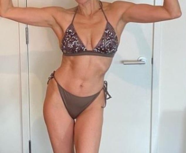 Το άψογο κορμί που βλέπεις, χωρίς ρετούς,  ανήκει σε 55χρονη διάσημη ηθοποιός! [pics] | tlife.gr