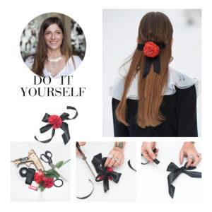 DIY: Φτιάξε το τέλειο hair accessory!